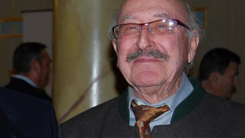 El empresario Isidro Pérez Molina