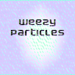 Weezy Pixel Particles Icon