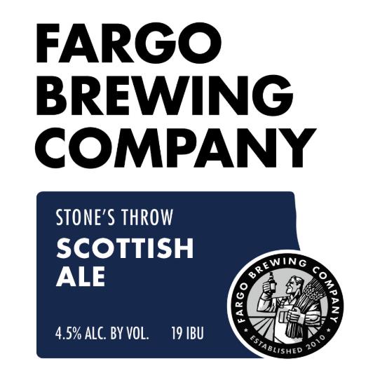 Logo of Fargo Stone's Throw