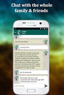 Mobile tracking - náhled
