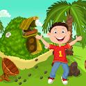 Escape From Grass Hut Best Escape Game-278 icon