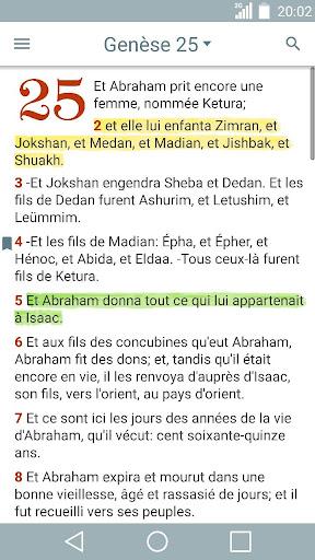 La Bible Darby 5.5.1 screenshots 1