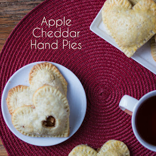 Apple White Cheddar Hand Pies