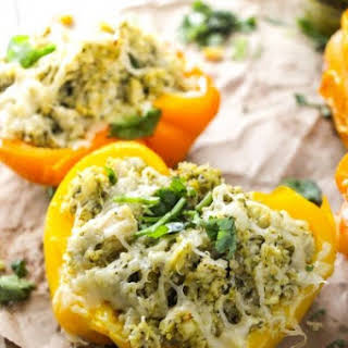 Stuffed Yellow Bell Peppers Recipes.