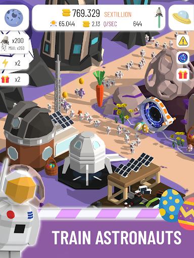 Space Colony: Idle 2.6.2 screenshots 9