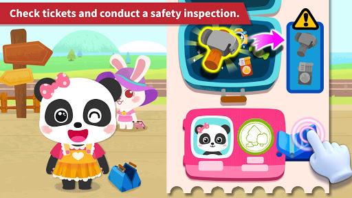 Baby Panda's Train 8.43.00.10 screenshots 3