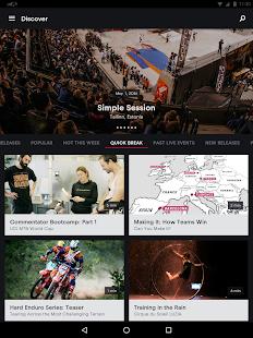 Red Bull TV Screenshot 11