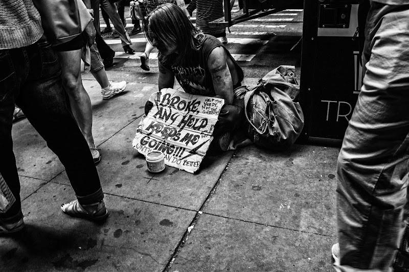 L'Indifferenza.... di Massimiliano Ronzoni
