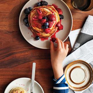 Lemon-Ricotta Pancakes