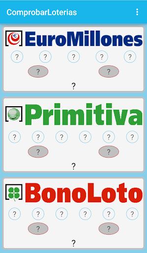 Droide Lotero - Loterías