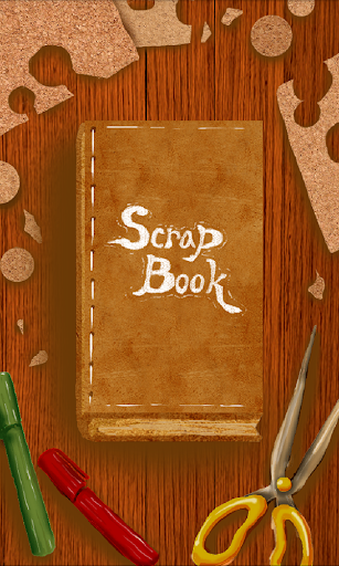 ScrapBook-Original Puzzle Game