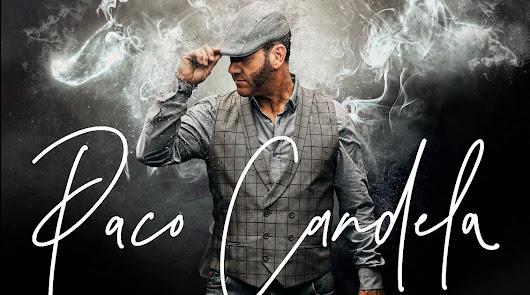 Paco Candela sonará en el Auditorio Maestro Padilla