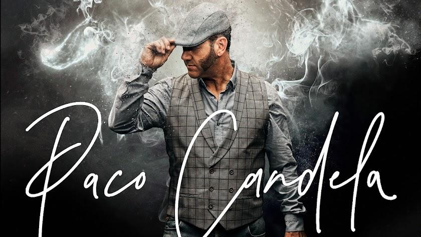 Cartel sobre el concierto de Paco Candela.