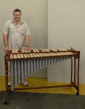 Photo: Greg & his Marimba - sounds great too