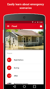 Flood - American Red Cross Screenshot 4