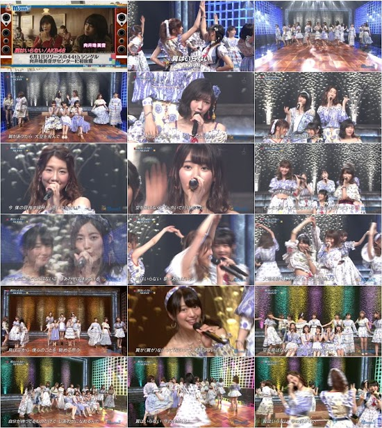 (TV-Music)(1080i) AKB48 Part – Momm!! 160530