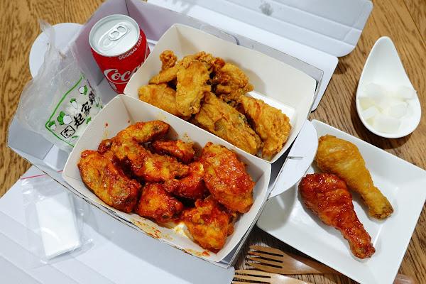 起家雞韓式炸雞 汐止康寧店