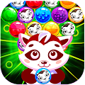 Cat Power Bubble Shooter