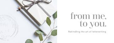 The Art of Letterwriting - Facebook Cover Photo Template