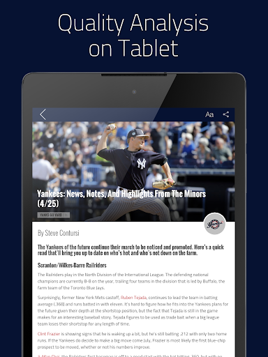 Yanks Go Yard: Yankees News screenshot 5