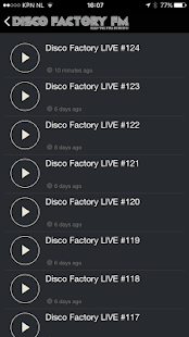 Disco Factory FM- screenshot thumbnail