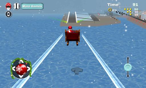 Christmas Santa Flight Sim 3D