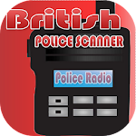 British Police Scanner Radio