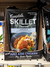 Photo: Campbell's Skillet Sauces Marsala.