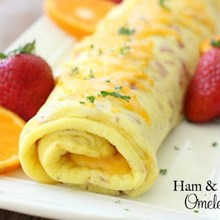 Cheese Omelette With Flour Recipes.
