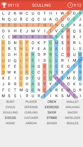 Word Search - screenshot