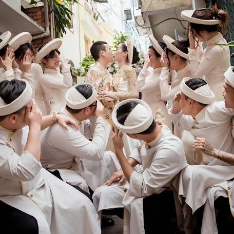 Wedding photographer Nghia Tran (NghiaTran). Photo of 16.02.2018