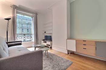 Appartement meublé 2 pièces 41,52 m2