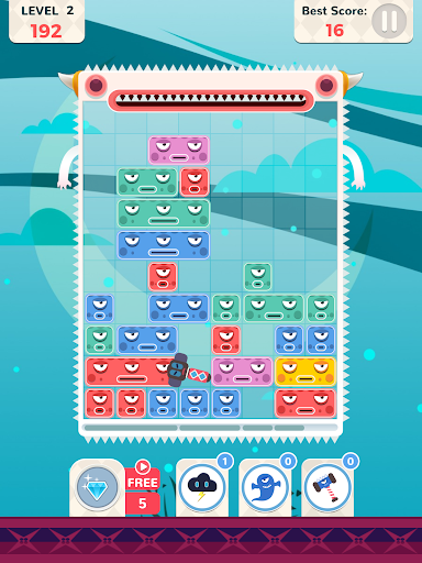 Slidey Block Blast screenshot 15