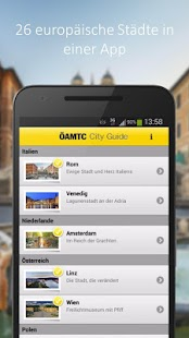 ÖAMTC City Guide – Miniaturansicht des Screenshots