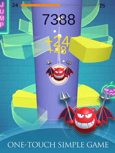Relaxing Jump Android App Screenshot