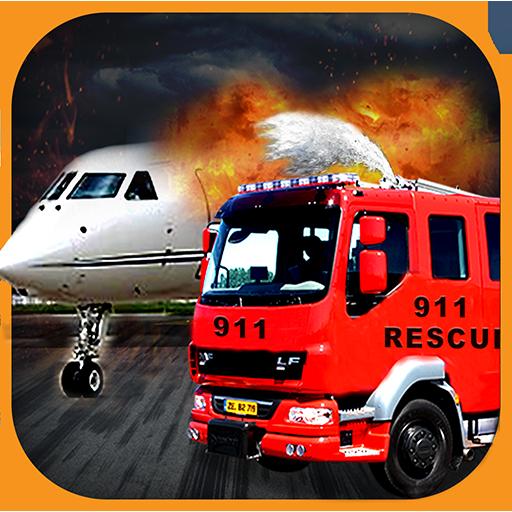 空港緊急クラッシュレスキュー 模擬 App LOGO-硬是要APP