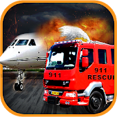 Airport Emergency Crash Rescue