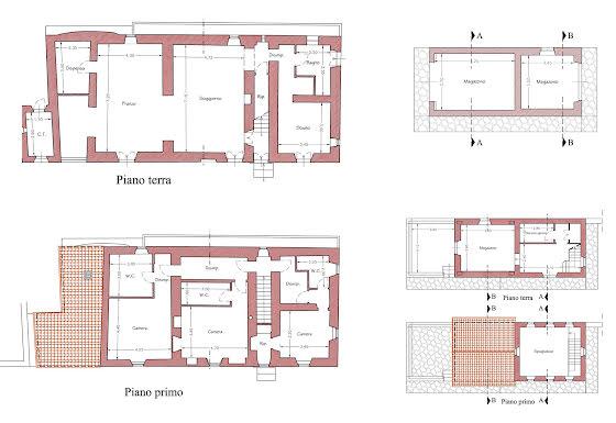 Vente ferme 7 pièces 437 m2