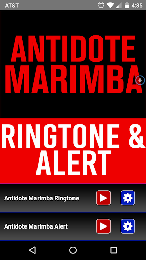 Antidote Marimba Ringtone