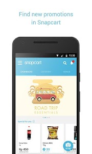 Snapcart screenshot 1