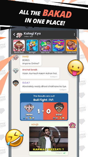 Super Party - Fun Games To Play With Friends painmod.com screenshots 8
