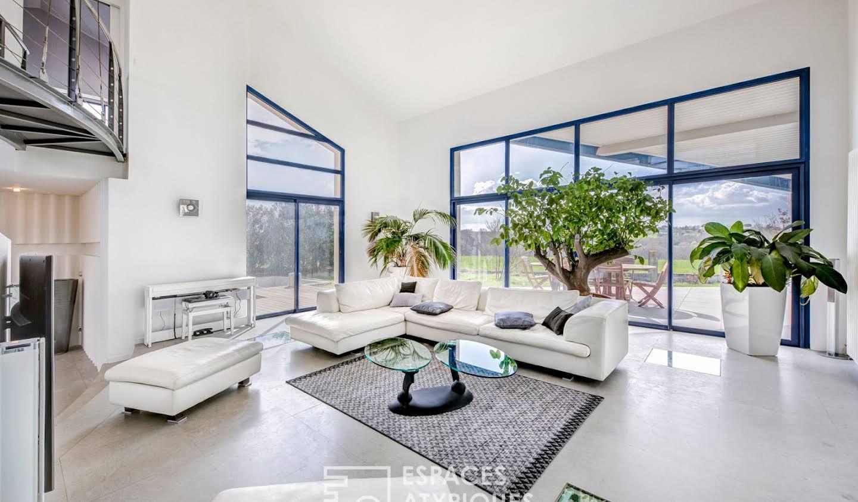 Maison avec terrasse Aureville