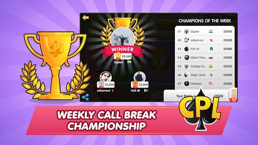 Call Break Premier League 1.0.78 screenshots 3