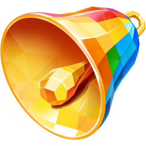 Audiko: ringtones, notifications and alarm sounds. Icon