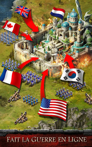 Empire War: Age of Heroes  captures d'u00e9cran 10