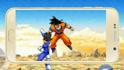 Street Fight Vs Goku Boy