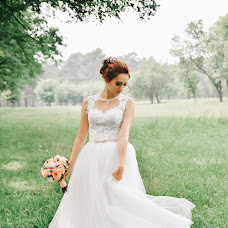 Wedding photographer Olesya Vladimirova (Olesia). Photo of 30.07.2018