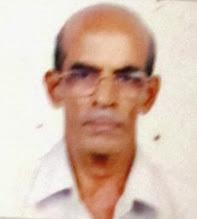 Photo: M V Madhava Warrier