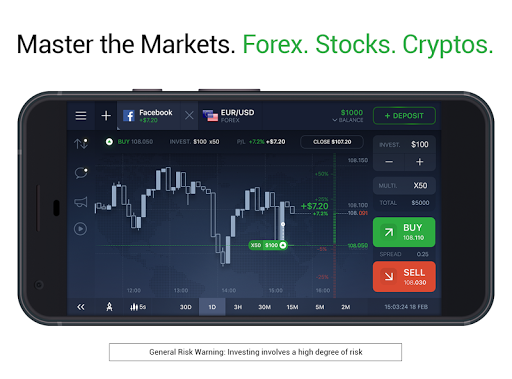 IQ Option broker: trade forex, CFD's, bitcoin for PC