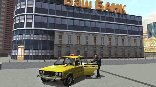 Russian Taxi Simulator 2016 2.1.1 screenshots 11